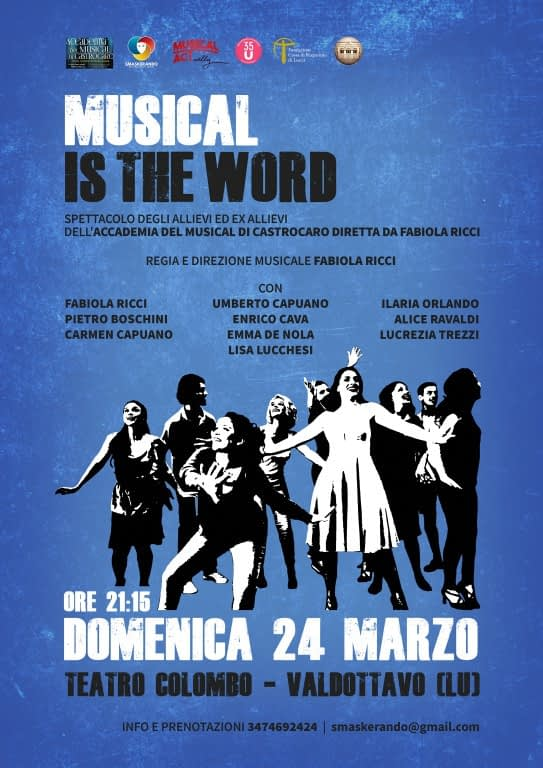 musical is the word + ORA 1